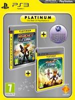 Ratchet and Clank: Tools of Destruction + Ratchet and Clank: A Crack in Time (PS3)