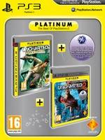 Uncharted: Drakes Fortune + Uncharted 2: Among Thieves (PS3)