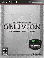 Koupit The Elder Scrolls: Oblivion 5th Anniversary Edition (PS3)