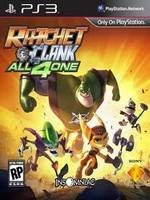 Ratchet and Clank All 4 One (PS3)