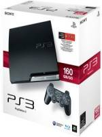 PlayStation 3 SLIM - 160 GB (PS3)