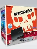 PlayStation 3 SLIM - 320 GB + Resistance 3 (PS3)