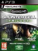 Splinter Cell Trilogy HD (PS3)