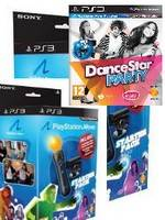 DanceStar Party + Move Pack (PS3)