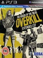 The House of the Dead: OVERKILL Extended Cut + Move Starter Pack (PS3)