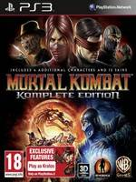Mortal Kombat 9: Complete Edition (PS3)