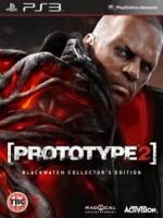Prototype 2: Blackwatch Collectors Edition (PS3)