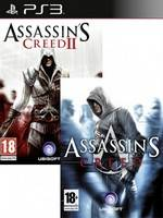 Assassins Creed and Assassins Creed 2 pack (PS3)