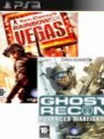Ghost Recon: Advance Warfighter 2 and Rainbow 6 Vegas 2