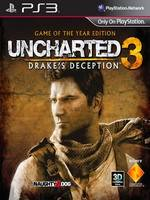 Uncharted 3 Drakes Deception GOTY (PS3)