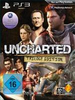 Uncharted: The Trilogy (PS3)