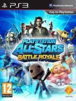 PlayStation AllStars: Battle Royal (PS3)
