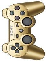 DualShock 3 GOLD Controller (PS3)