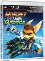 Ratchet and Clank Q-Force (PS3)