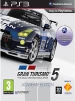 Gran Turismo 5: Academy Edition (PS3)