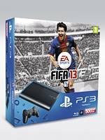 PlayStation 3 SuperSlim - 500 GB + FIFA 13 (PS3)