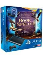 PlayStation 3 SuperSlim - 12 GB + Move + Wonderbook: Book of Spells (PS3)