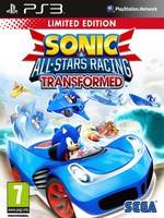 Sonic All Stars Racing Transformed (PS3)