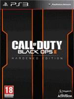 Call of Duty: Black Ops 2 - Hardened Edition (PS3)