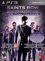 Saints Row: The Third - The Full Package (PS3)