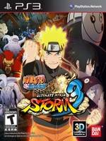 Naruto Ultimate Ninja Storm 3 (PS3)