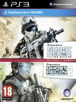 Ghost Recon: Future Soldier + Ghost Recon: Advance Warfighter 2 (PS3)