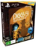 Wonderbook: Diggs Nightcrawler + Move (PS3)