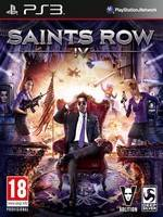Saints Row 4 (PS3)