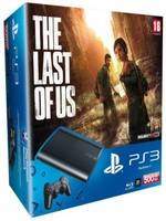 PlayStation 3 SuperSlim - 500 GB + The Last of Us (PS3)