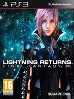 Koupit Lightning Returns: Final Fantasy XIII (PS3) + Steelbook