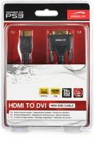 HDMI High End DVI Cable (PS3)