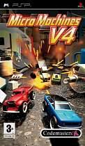 Micro Machines V4 (PSP)