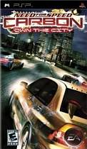 Need for Speed: Carbon (PSP)