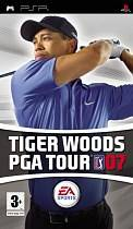 Tiger Woods PGA Tour 07 (PSP)