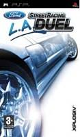 Ford Street Racing: LA Duel (PSP)