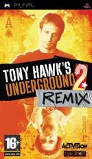 Tony Hawks Underground 2 Remix (PSP)