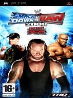 WWE SmackDown! vs. RAW 2008 (PSP)
