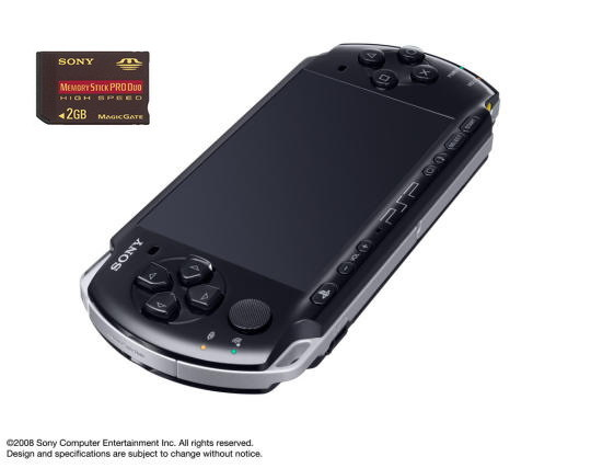 PSP - PlayStation Portable 3004 BASE PACK - Piano Black (PSP)