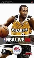 NBA Live 08 (PSP)