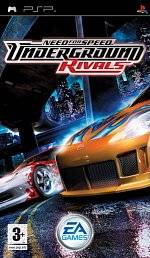 Need For Speed Underground 2 Rivals (PSP)