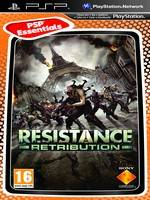 Resistance: Retribution (PSP)