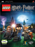 LEGO Harry Potter: Years 1-4 (PSP)