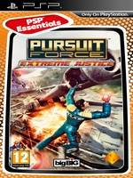 Pursuit Force Extreme Justice (PSP)