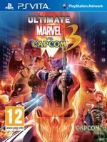Ultimate Marvel vs Capcom 3 (PSVITA)
