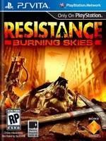 Resistance: Burning Skies (PSVITA)