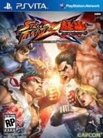 Street Fighter X Tekken (PSVITA)