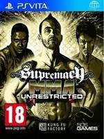 Supremacy MMA Unrestricted (PSVITA)
