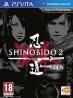 Shinobido 2: Revenge of ZEN (PSVITA)