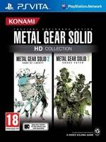 Metal Gear Solid HD Collection (PSVITA)