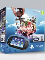 PlayStation Vita + LittleBigPlanet Voucher + 4GB Memory Card (PSVITA)